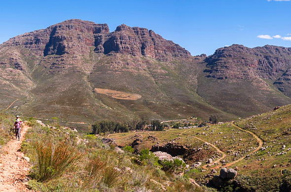 Cederberg Wilderness Area hiking.