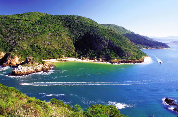 Garden Route National Park.