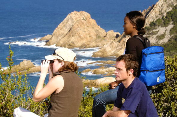 Knysna sightseeing - enjoy the spectacular scenery.