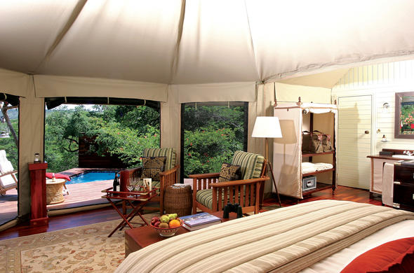 Nkomazi Game Reserve offers accommodation for a relaxing stay.