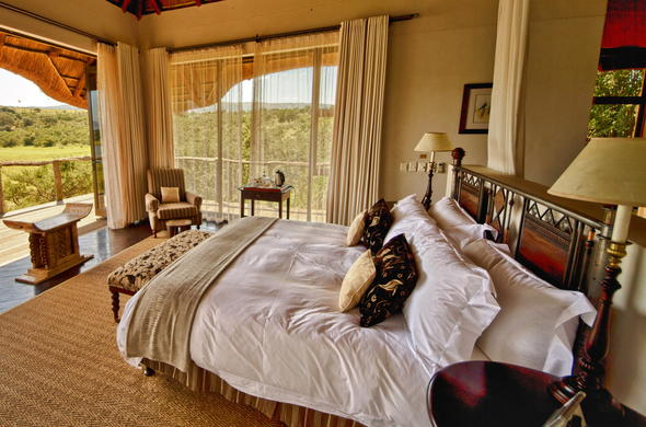 Pumba Private Game Reserve & Spa offers cosy accommodation with scenic views.
