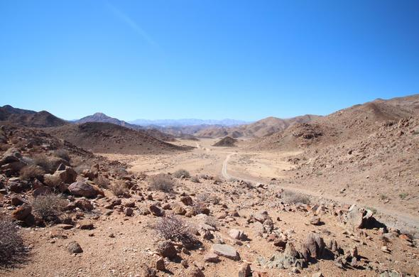 Richtersveld National Park.