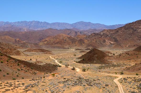 Ai Ais Richtersveld Transfrontier National Park Landscapes